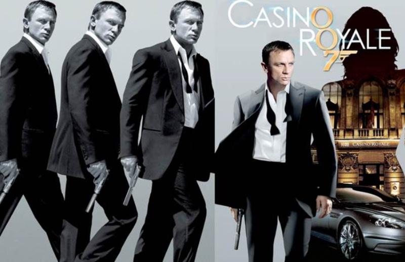 Sòng bạc hoàng gia – Casino Royale (2006)