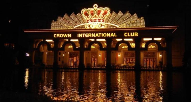 Club Crowne International Đà Nẵng chính là một trong 5 sòng Casino nổi tiếng ở Việt Nam