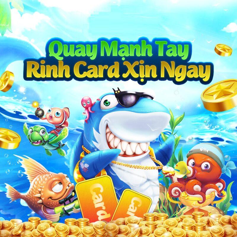 game bắn cá đổi thưởng tặng code tân thủ